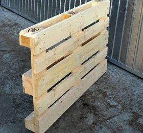 Цена нового деревянного поддона