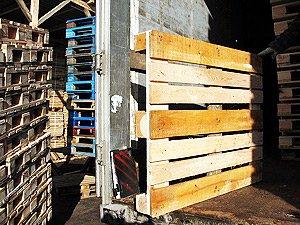 Поддоны деревянные новые